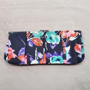 Express Clutch Purse Wallet for Women Floral Print